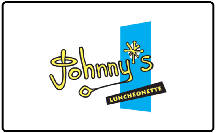 Johnny's Luncheonette gift card